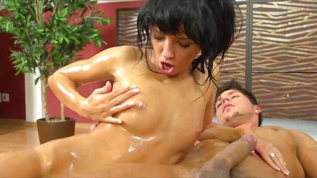 HD shower boink dan berdenyut dengan bokeo bigo berambut hitam Sydney Cole